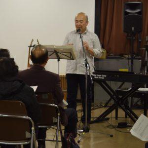 集団音楽療法藤里先生