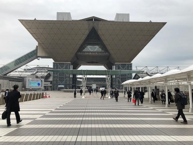 ケアテックス東京の会場ビッグサイト